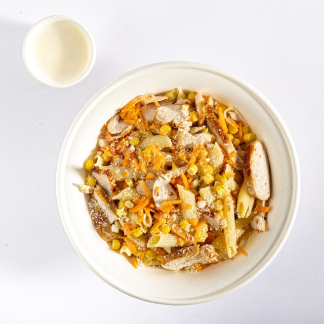 pasta&chicken